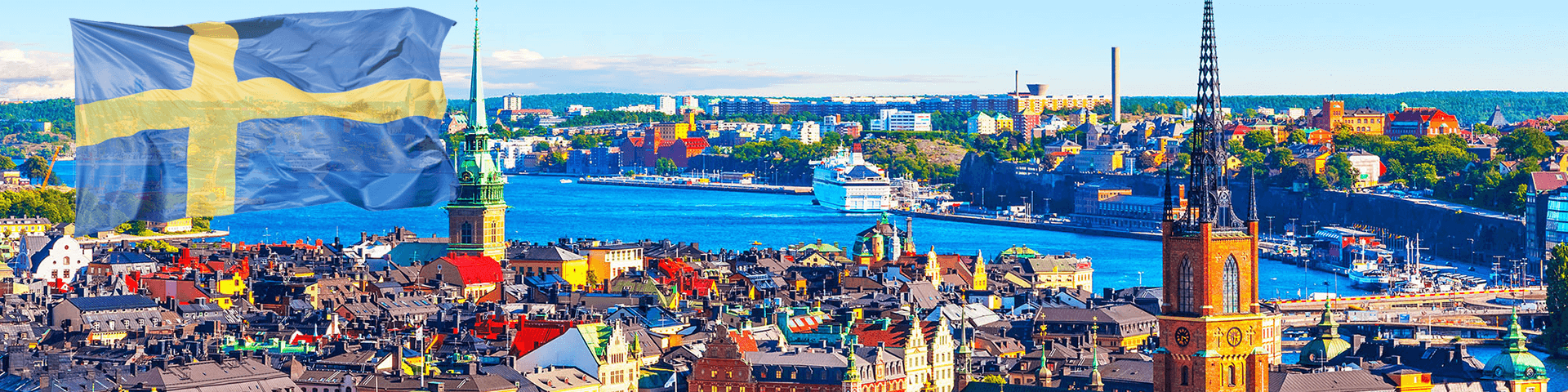 Sweden Residency By Investment banner